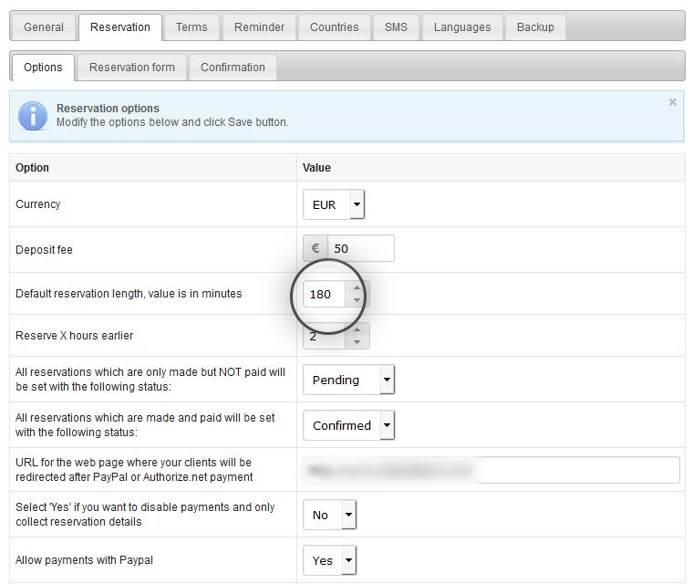 Restaurant Booking Features BizWebBiz - Table booking system